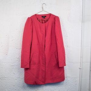 Retro 60's Style H&M Bright Pink Jacket Women's